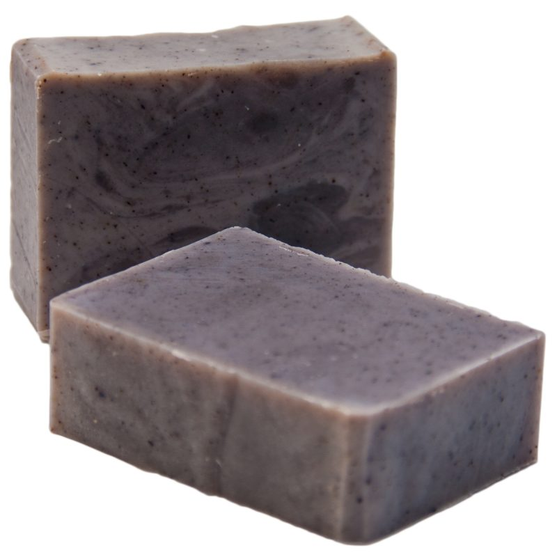 Natural Handmade Patchouli and Lavender Soap