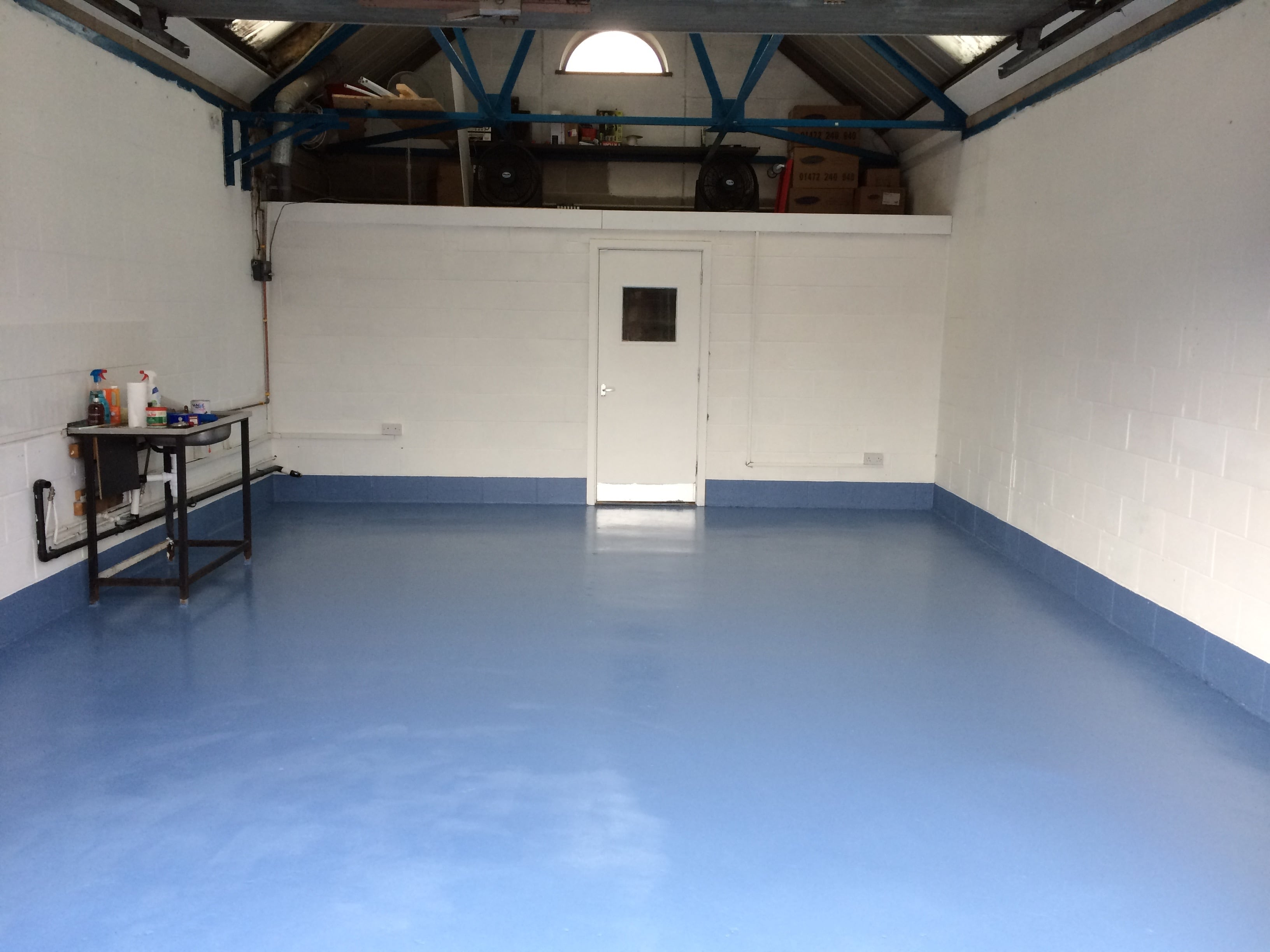 New Workshop After