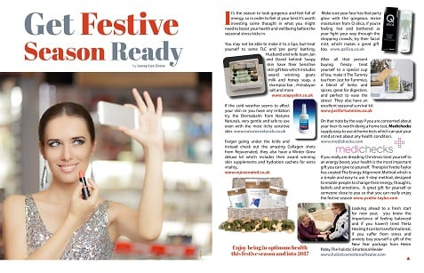Soapy-Skin-Press-coverage-Health-Triangle-Magazine-December-2016