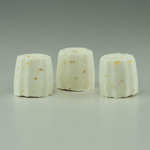Mood Boost Shower Steamer - jasmine and vanilla - pack of three