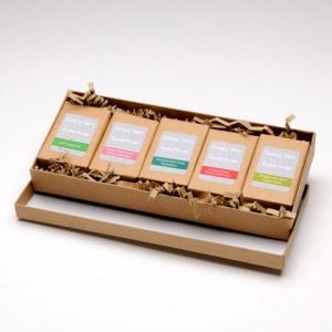 Five Guest Soap Selection Box