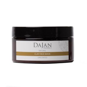 A Natural Clay Face Mask to help remove toxins and impurities. Suitable for all skin types. Package in a plastic amber pot.