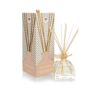 Amber Sakura Reed Diffuser with box
