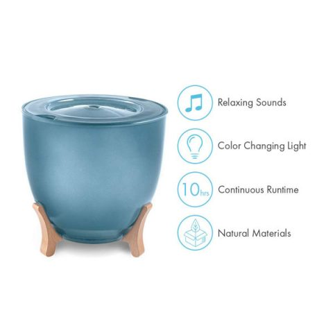 Ellia Aspire Ultrasonic Diffuser with features
