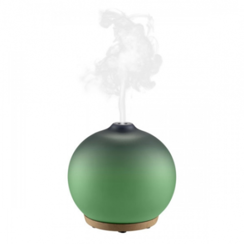 Ellia Adore Ultrasonic Essential Oil Diffuser with mist and green light