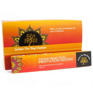Nag Champa Incense Sticks Golden Tree