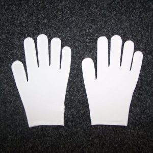 Professional treatment gloves